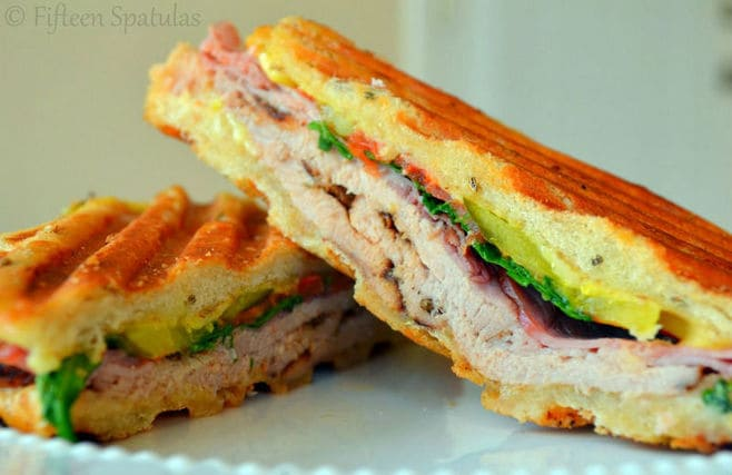 Cuban (Hot Pressed Pork Sandwich) Recipe — Dishmaps