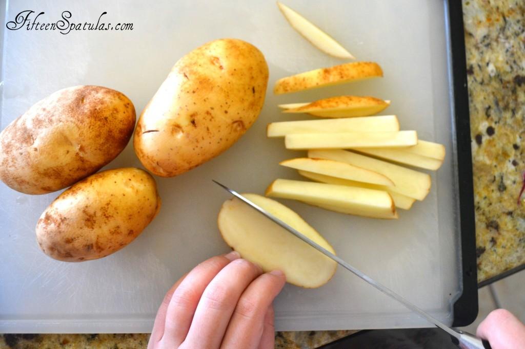 Рецепт картофеля по домашних условиях