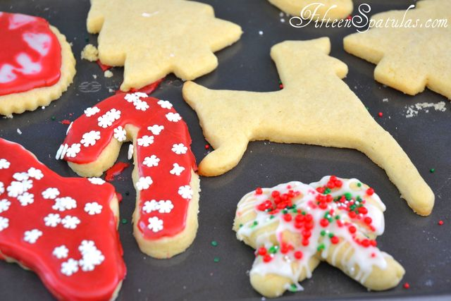 The One and Only Christmas Sugar Cookie – Fifteen Spatulas