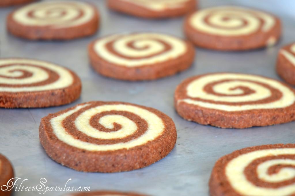 how to make swirl cookies