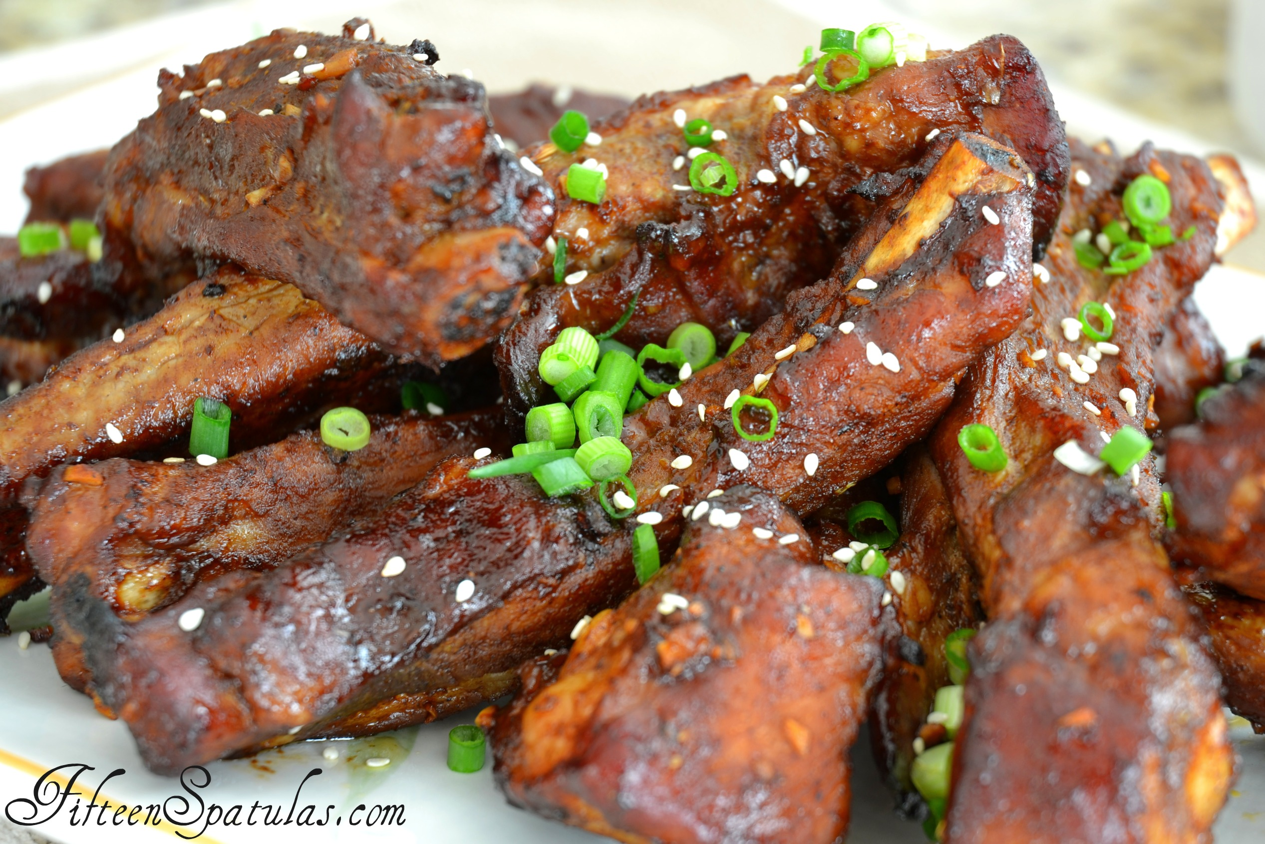 Chinese Spareribs Recipe — Dishmaps