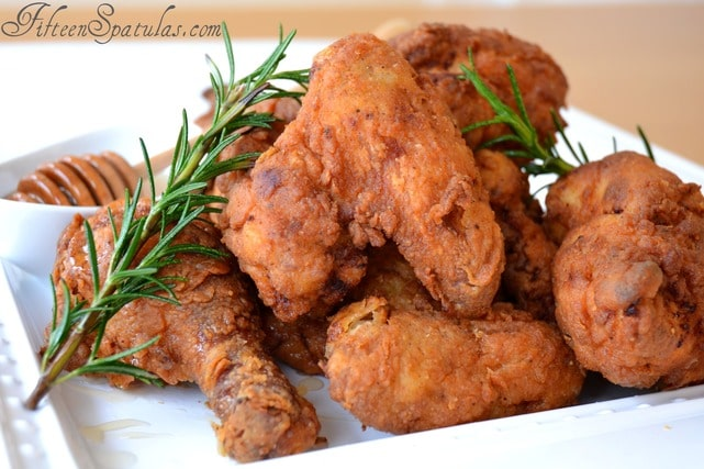 Thomas Keller's Buttermilk Fried Chicken