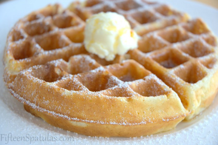 5 Secrets for Crisp, Flavorful Golden Brown Waffles - Best Breakfast and Brunch Waffle Recipe